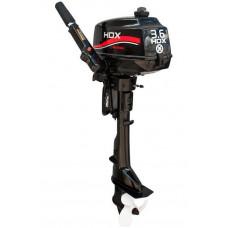 Лодочный мотор HDX T 3,6 СBMS R-Series