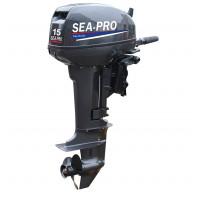 Лодочный мотор 2-х тактный Sea Pro T 15S 15 л.с
