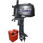 Лодочный мотор 2-х тактный Sea Pro Т 5S 5 л.с