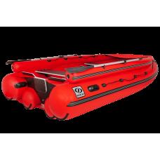 Лодка надувная Фрегат 400 FM Jet
