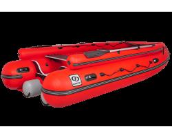 Лодка надувная Фрегат 400 FM Lux