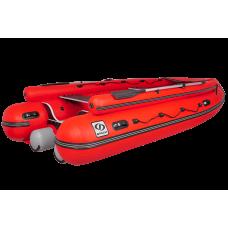 Лодка надувная Фрегат 430 FM Lux