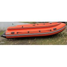 Надувная лодка REEF Тритон 420F