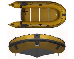 Надувная лодка Badger Duck Line 370 AL