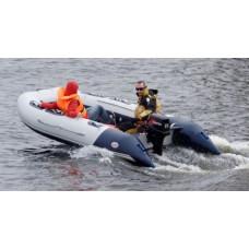 Надувная лодка Badger Heavy Duty 470 AL