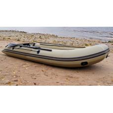 Надувная лодка Badger Fishing Line FL 390 PW12