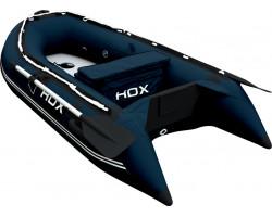 Лодка HDX OXYGEN 240 AL, цвет синий