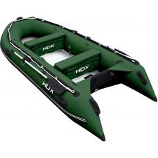 Лодка HDX OXYGEN 370 AL, цвет зелёный