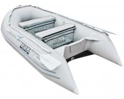 Лодка HDX OXYGEN 300 AL, цвет серый