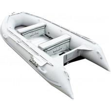 Лодка HDX OXYGEN 370 AL, цвет серый
