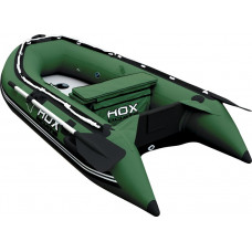 Лодка HDX OXYGEN 240 AL, цвет зелёный