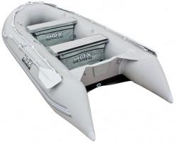 Лодка HDX OXYGEN 330 AL, цвет серый