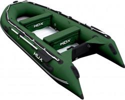 Лодка HDX OXYGEN 390 AL, цвет зелёный
