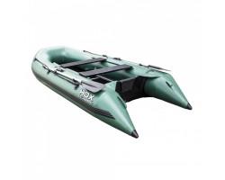 Лодка HDX CLASSIC 390 P/L, цвет зеленый