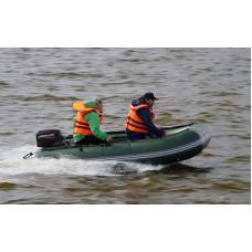Лодка надувная YUKONA 330 TS - U (без пайола)  КАМУФЛЯЖ