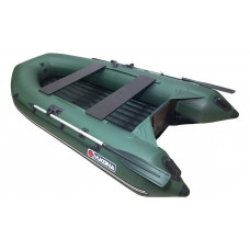 Лодка надувная YUKONA 340 НДНД (зеленая, серая, Combi, красная/черная)