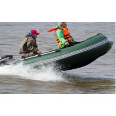 Лодка надувная YUKONA 360 TS - U (без пайола)  КАМУФЛЯЖ