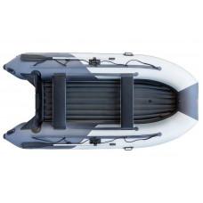 Лодка надувная YUKONA 380 НДНД  (зеленая, серая, Combi, красная/черная)